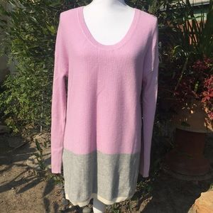 Gap • Oversized Knit Colorblock Sweater